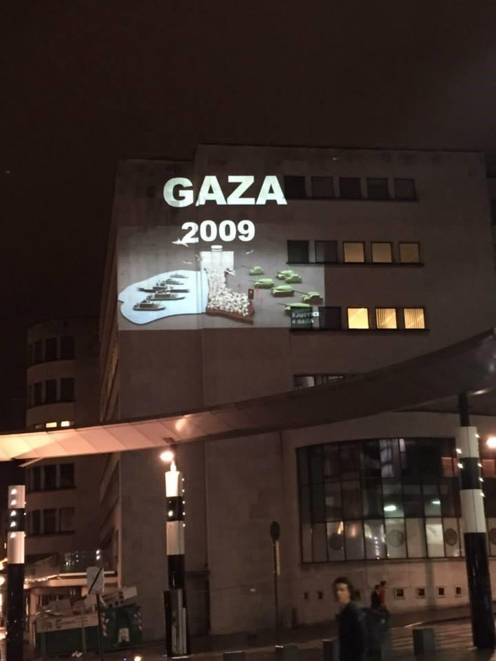 Gaza, een jaar later