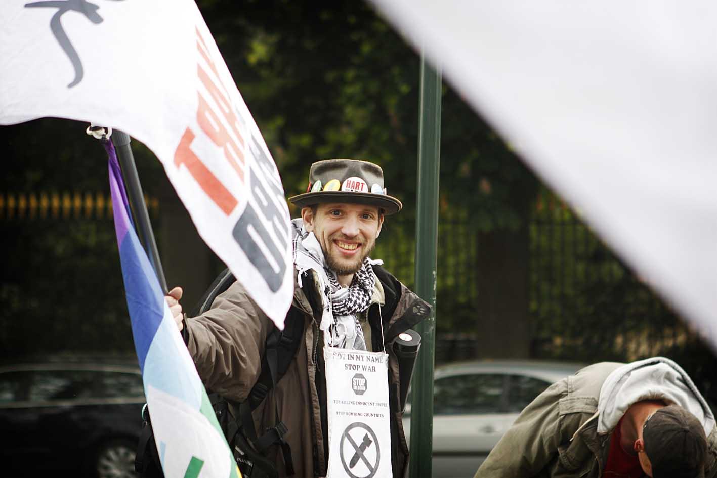 Prikactie tegen Belgische F-16's in Syrië