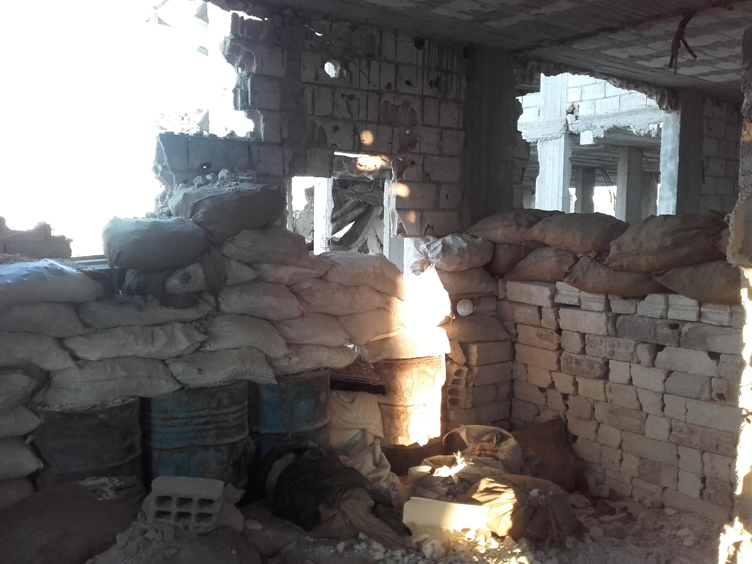Het moeizame herstel van Kobani