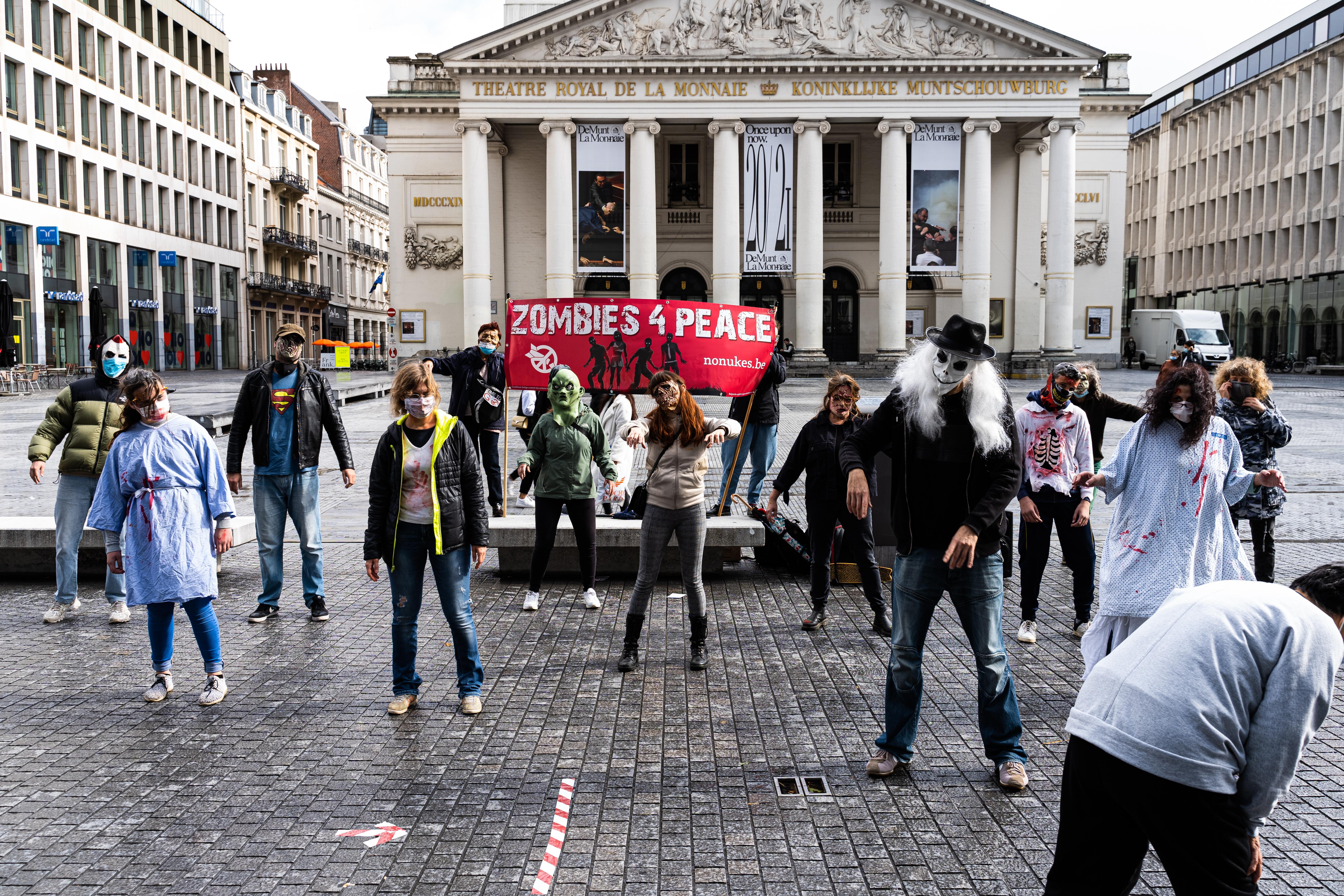 Actie: Atomic Flashmob